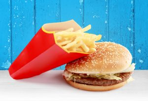 frites-et-hamburger