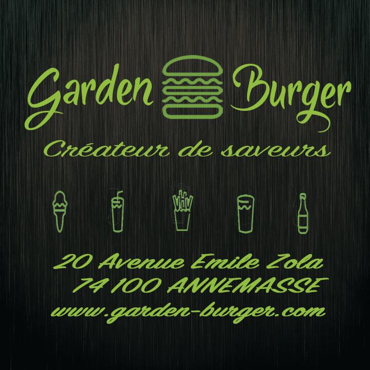 Garden Burger Annemasse